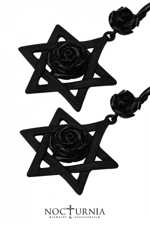Hexagram of Roses