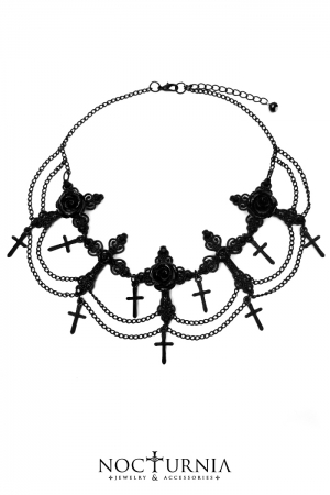 Chain of Crosses
