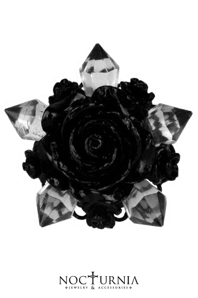 Crystals Roses