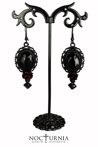 Nocturnal Earrings