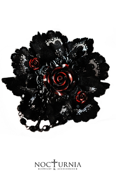 Brooch of Roses